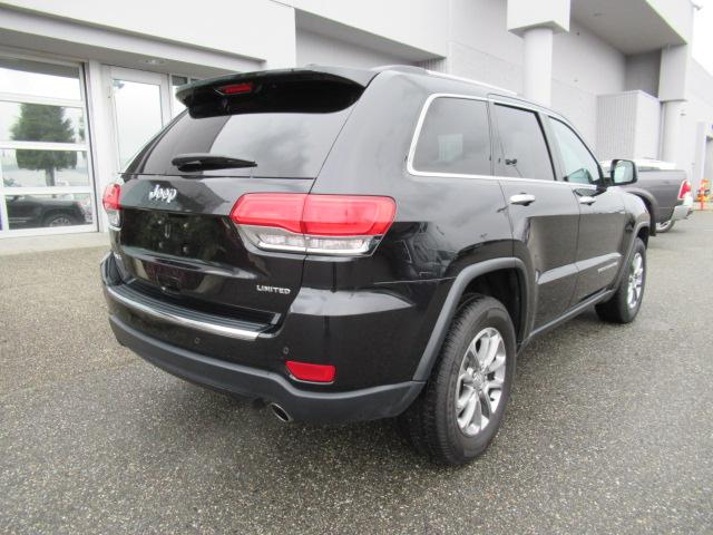 2016 Jeep Grand Cherokee Limited (Stk: EE889950) in Surrey - Image 7 of 26