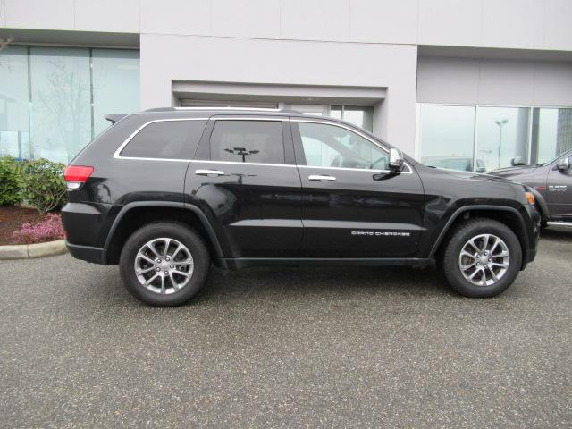 2016 Jeep Grand Cherokee Limited (Stk: EE889950) in Surrey - Image 8 of 26