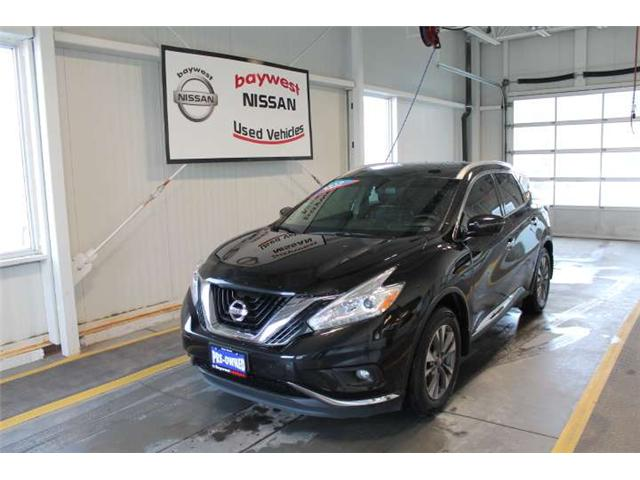 2016 Nissan Murano SL (Stk: P0541) in Owen Sound - Image 1 of 16