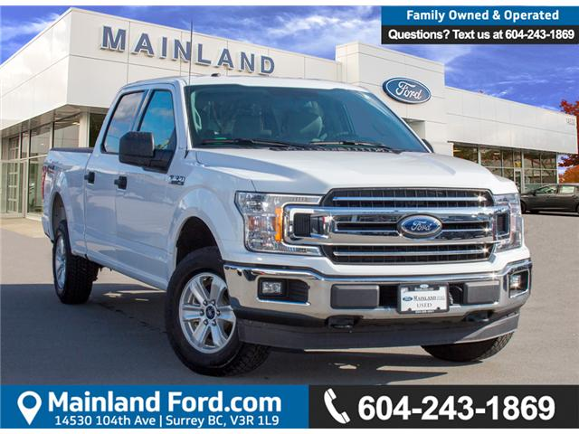 2018 Ford F-150 XLT (Stk: P2396) in Surrey - Image 1 of 30