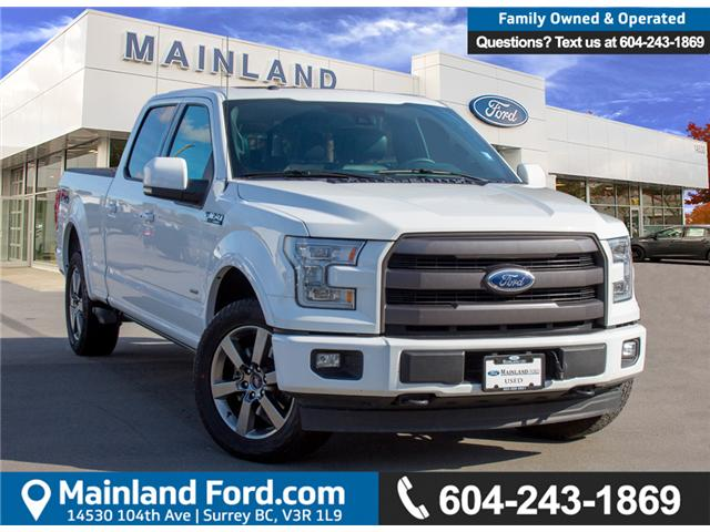 2017 Ford F-150 Lariat (Stk: P4579) in Surrey - Image 1 of 29