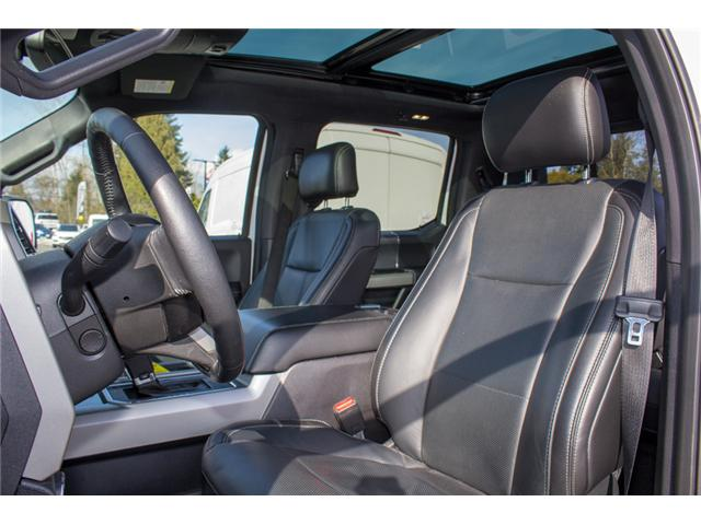2017 Ford F-150 Lariat (Stk: P4579) in Surrey - Image 12 of 29