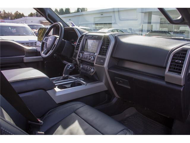 2017 Ford F-150 Lariat (Stk: P4579) in Surrey - Image 18 of 29