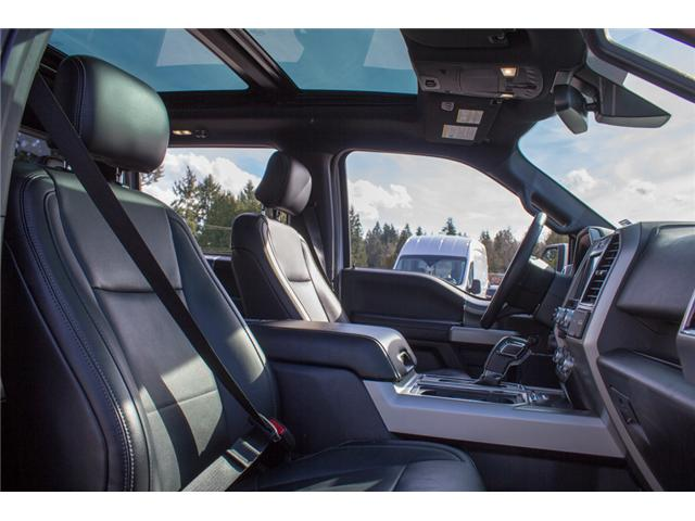 2017 Ford F-150 Lariat (Stk: P4579) in Surrey - Image 19 of 29