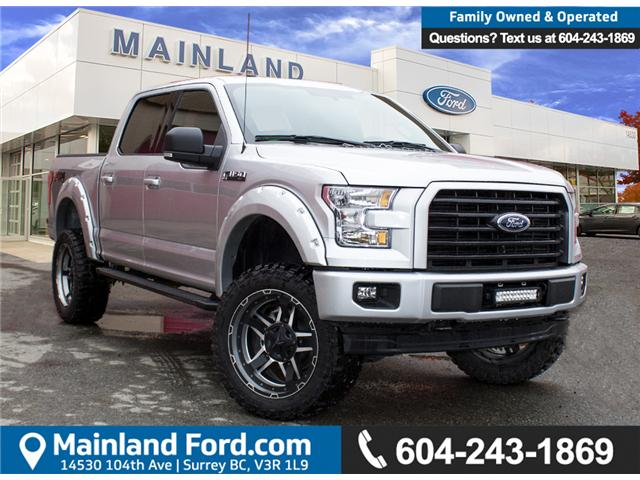 2017 Ford F-150 XLT (Stk: 7F16101) in Surrey - Image 1 of 28