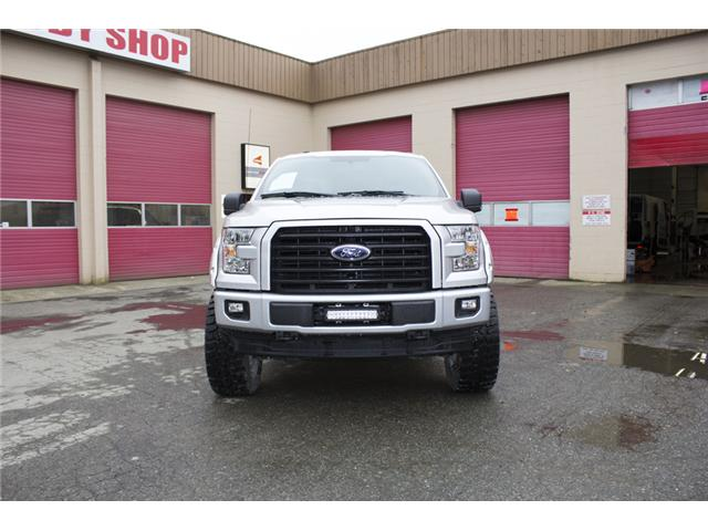 2017 Ford F-150 XLT (Stk: 7F16101) in Surrey - Image 2 of 28