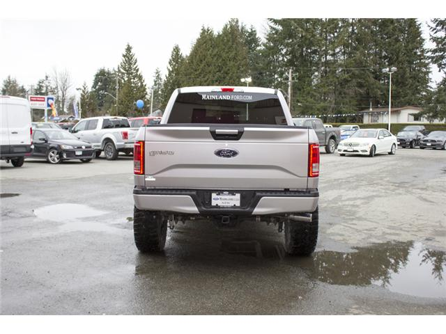 2017 Ford F-150 XLT (Stk: 7F16101) in Surrey - Image 6 of 28
