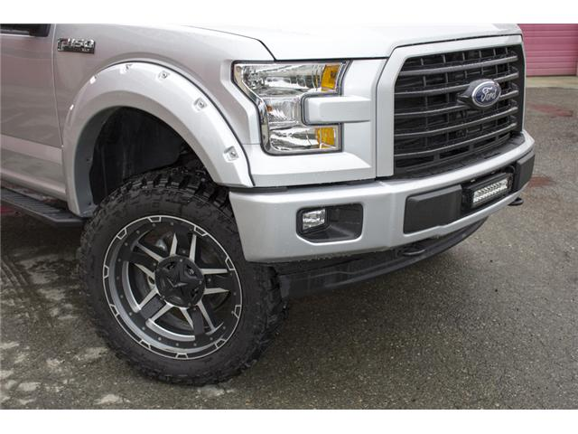 2017 Ford F-150 XLT (Stk: 7F16101) in Surrey - Image 9 of 28