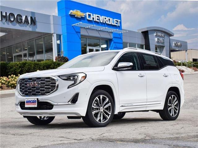 2018 Chevrolet Equinox LT (Stk: 8172244) in Scarborough - Image 1 of 27