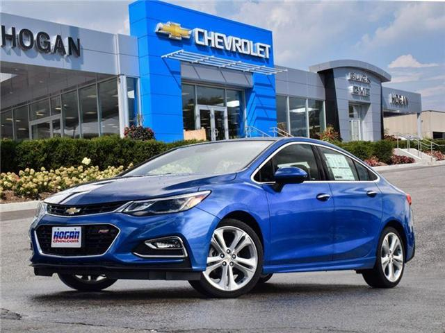 2018 Chevrolet Cruze Premier Auto (Stk: 8144331) in Scarborough - Image 1 of 26