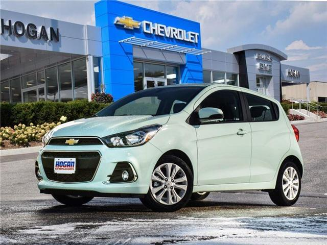 2018 Chevrolet Spark 1LT CVT (Stk: 8441446) in Scarborough - Image 1 of 26