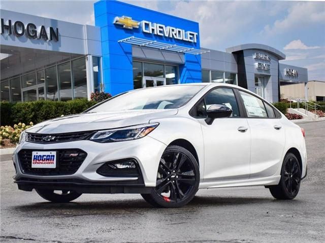 2018 Chevrolet Cruze LT Auto (Stk: 8181942) in Scarborough - Image 1 of 26