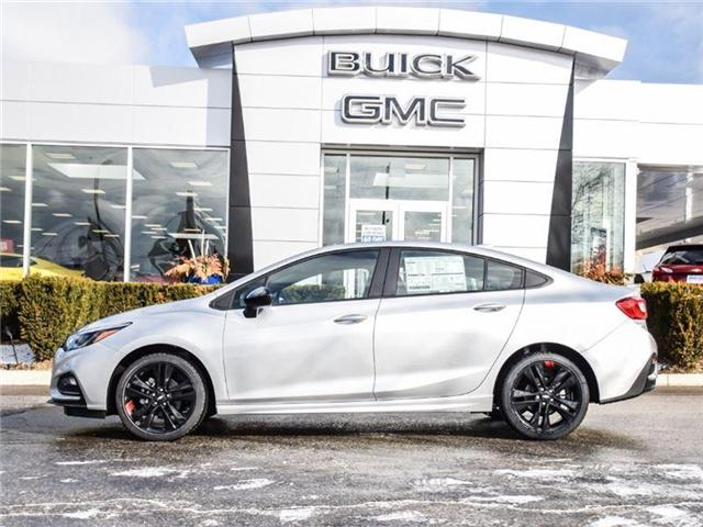 2018 Chevrolet Cruze LT Auto (Stk: 8181942) in Scarborough - Image 2 of 26