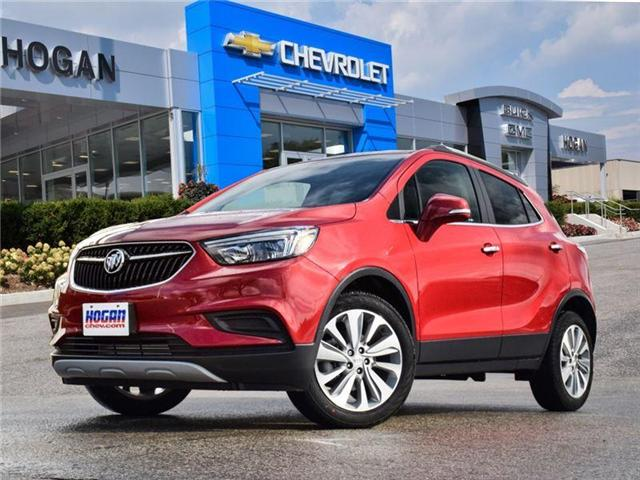 2018 Buick Encore Preferred (Stk: 8576372) in Scarborough - Image 1 of 27