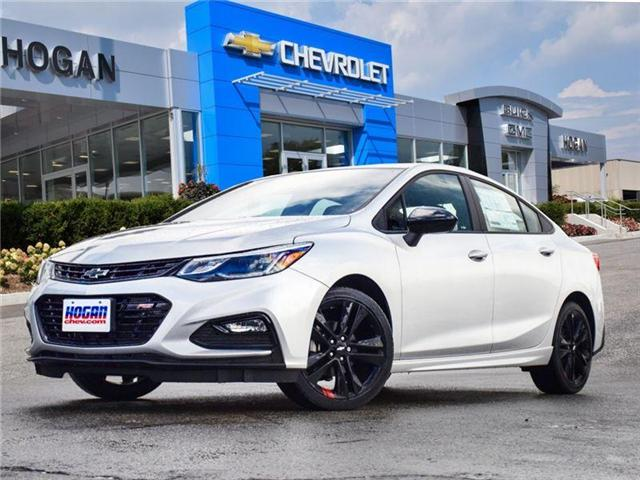 2018 Chevrolet Cruze LT Auto (Stk: 8178069) in Scarborough - Image 1 of 28