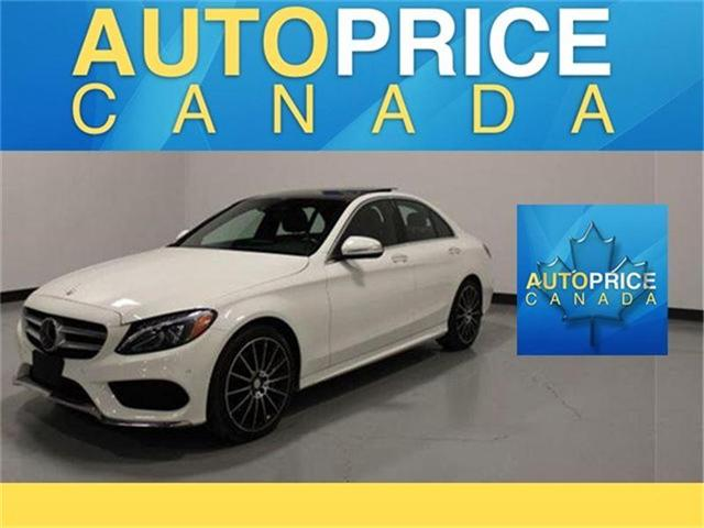2015 Mercedes-Benz C-Class Base (Stk: H9385) in Mississauga - Image 1 of 21