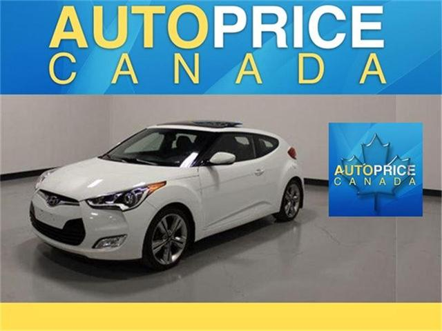 2016 Hyundai Veloster  (Stk: F9386) in Mississauga - Image 1 of 19