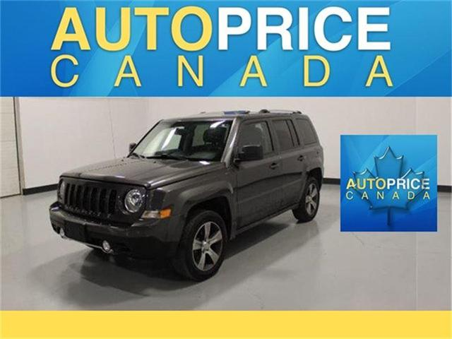 2016 Jeep Patriot Sport/North (Stk: D9357) in Mississauga - Image 1 of 16