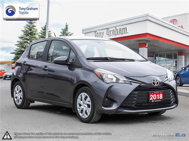2018 Toyota Yaris LE (Stk: U8907) in Ottawa - Image 7 of 28