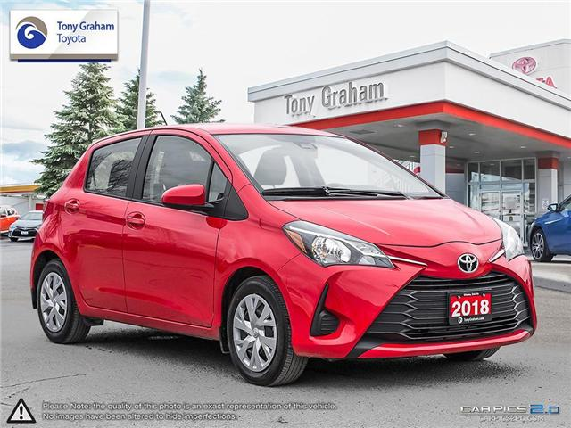 2018 Toyota Yaris LE (Stk: U8906) in Ottawa - Image 7 of 29