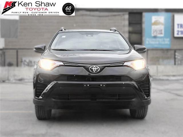 2017 Toyota RAV4 LE (Stk: 15116A) in Toronto - Image 1 of 18