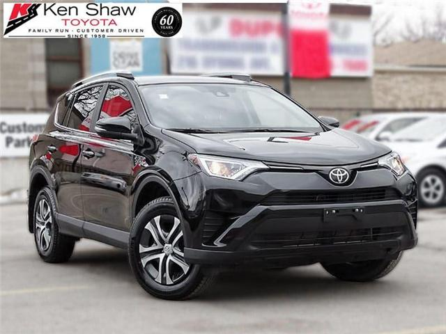 2017 Toyota RAV4 LE (Stk: 15116A) in Toronto - Image 2 of 18