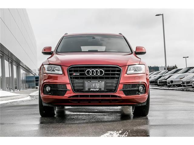2016 Audi SQ5 3.0T Technik quattro 8sp Tiptronic (Stk: U6379A) in Vaughan - Image 2 of 18