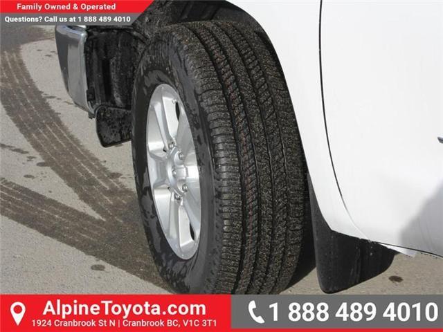 2018 Toyota Tundra SR5 Plus 5.7L V8 (Stk: X022909) in Cranbrook - Image 16 of 16