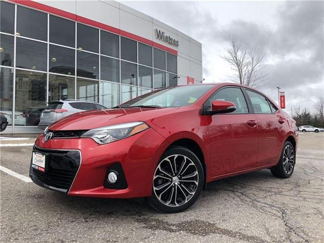 2016 Toyota Corolla S (Stk: 66072A) in Vaughan - Image 1 of 21