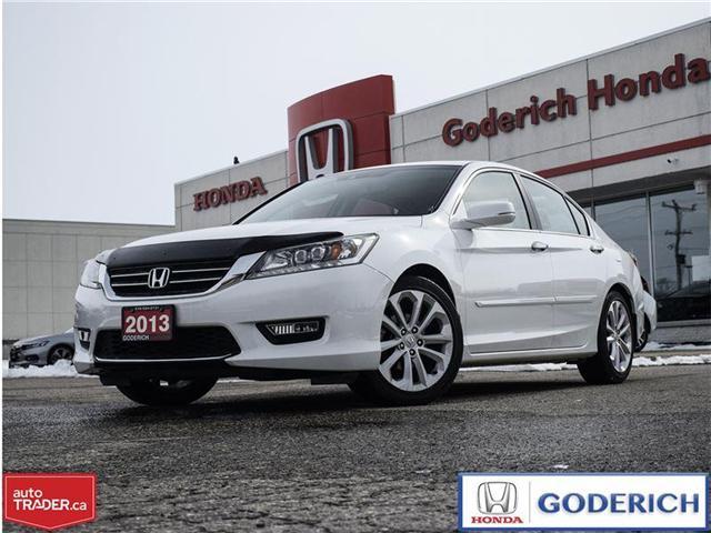 2013 Honda Accord Touring (Stk: U01418) in Goderich - Image 1 of 26