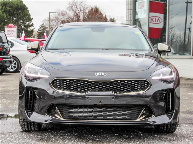 2018 Kia Stinger GT (Stk: ST18004) in Mississauga - Image 2 of 30