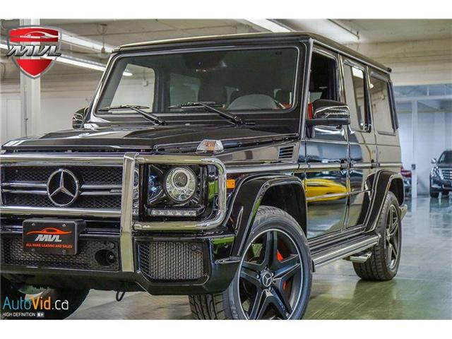2017 Mercedes-Benz AMG G 63 Base (Stk: G632) in Oakville - Image 1 of 38