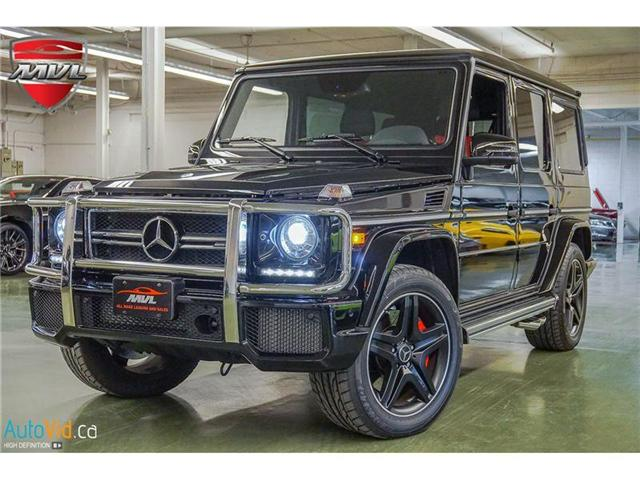 2017 Mercedes-Benz AMG G 63 Base (Stk: G632) in Oakville - Image 2 of 38