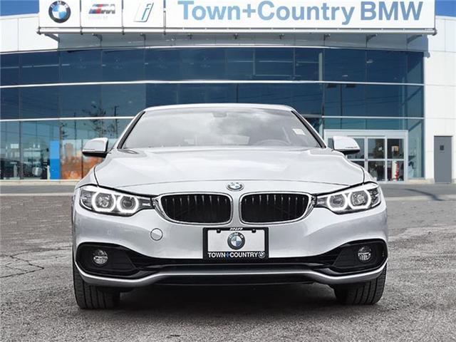 2018 BMW 430 Gran Coupe i xDrive (Stk: U10927) in Markham - Image 2 of 22