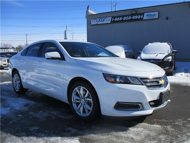 2017 Chevrolet Impala 1LT (Stk: 180278) in Kingston - Image 1 of 11