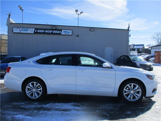 2017 Chevrolet Impala 1LT (Stk: 180278) in North Bay - Image 2 of 11
