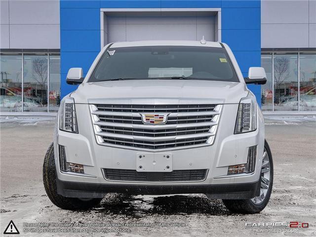 2018 Cadillac Escalade ESV Platinum (Stk: K8K067) in Mississauga - Image 2 of 27