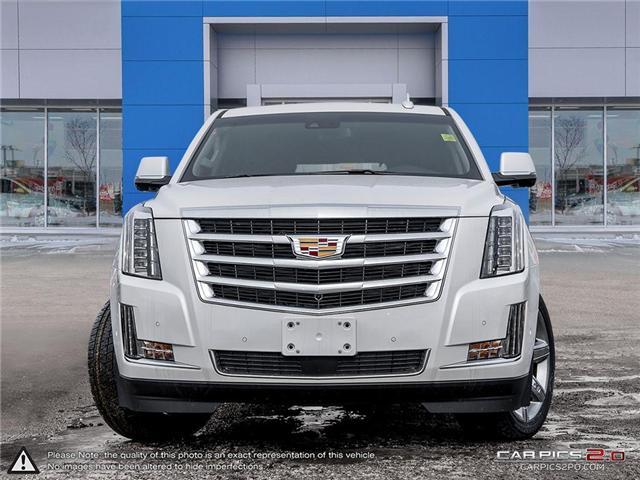2018 Cadillac Escalade Premium Luxury (Stk: K8K029) in Mississauga - Image 2 of 26