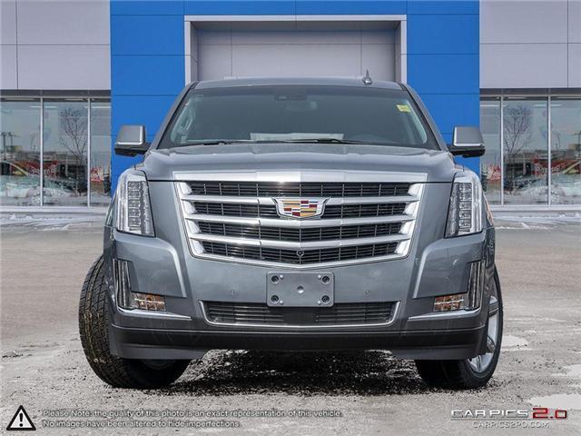 2018 Cadillac Escalade Premium Luxury (Stk: K8K035) in Mississauga - Image 2 of 27