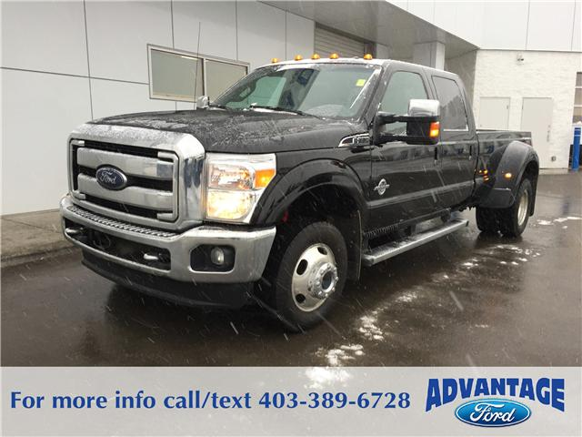 2016 Ford F-350 Lariat (Stk: 5151) in Calgary - Image 1 of 11