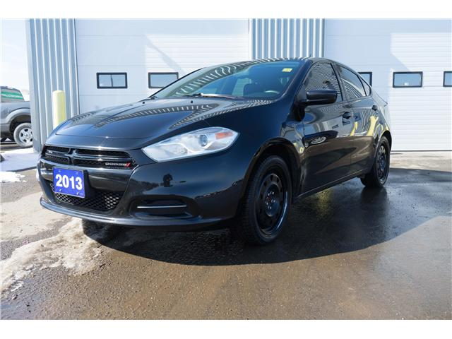 2013 Dodge Dart SXT/Rallye (Stk: I96641) in Thunder Bay - Image 1 of 7