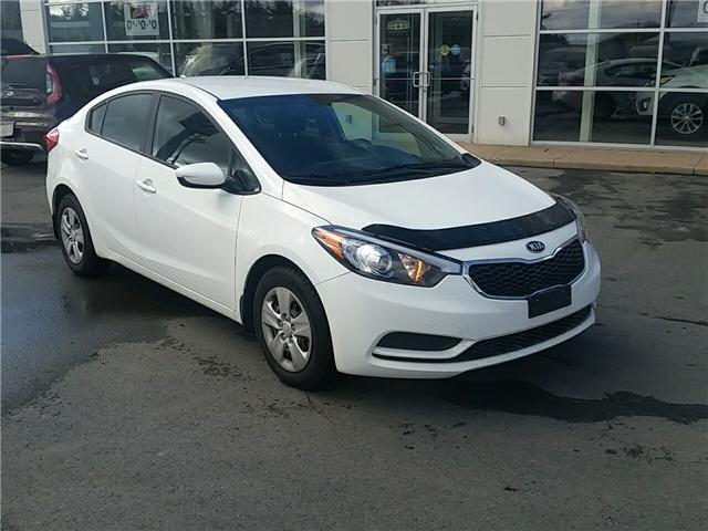 2014 Kia Forte 1.8L LX (Stk: U923) in Bridgewater - Image 1 of 18