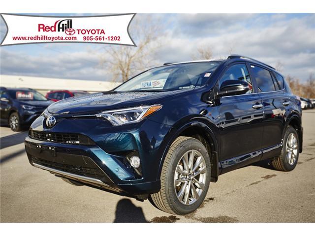2018 Toyota RAV4 Limited (Stk: 18555) in Hamilton - Image 1 of 12