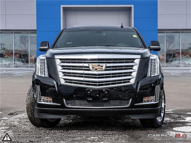 2018 Cadillac Escalade ESV Platinum (Stk: K8K022) in Mississauga - Image 2 of 27