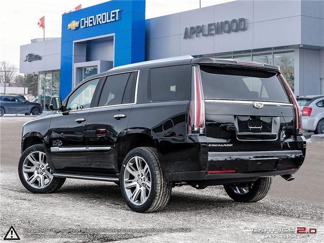 2018 Cadillac Escalade Premium Luxury (Stk: K8K059) in Mississauga - Image 4 of 27