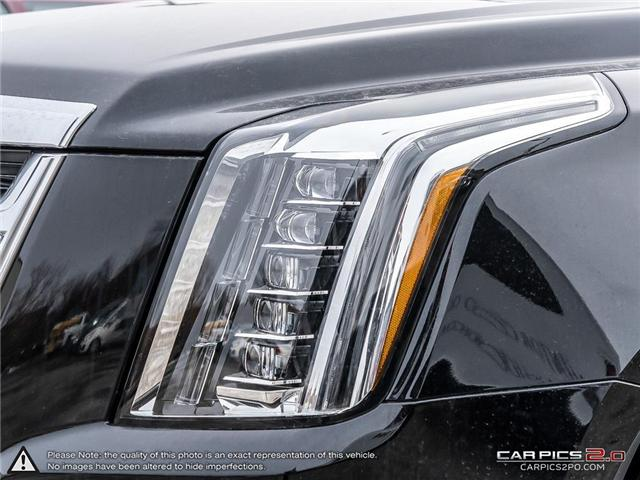 2018 Cadillac Escalade Premium Luxury (Stk: K8K059) in Mississauga - Image 10 of 27