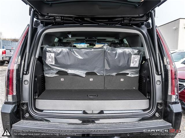 2018 Cadillac Escalade Premium Luxury (Stk: K8K059) in Mississauga - Image 11 of 27
