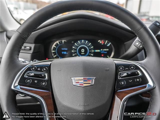 2018 Cadillac Escalade Premium Luxury (Stk: K8K059) in Mississauga - Image 14 of 27