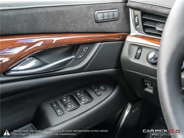 2018 Cadillac Escalade Premium Luxury (Stk: K8K059) in Mississauga - Image 17 of 27