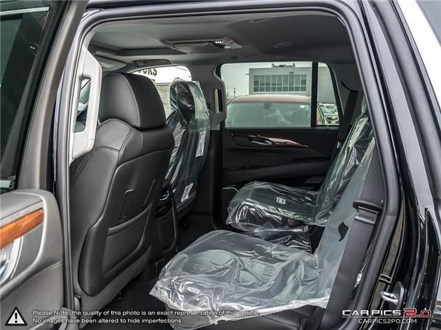 2018 Cadillac Escalade Premium Luxury (Stk: K8K059) in Mississauga - Image 24 of 27